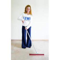 LEWI Water squeegee oil-resistant, reinforced, 55 cm