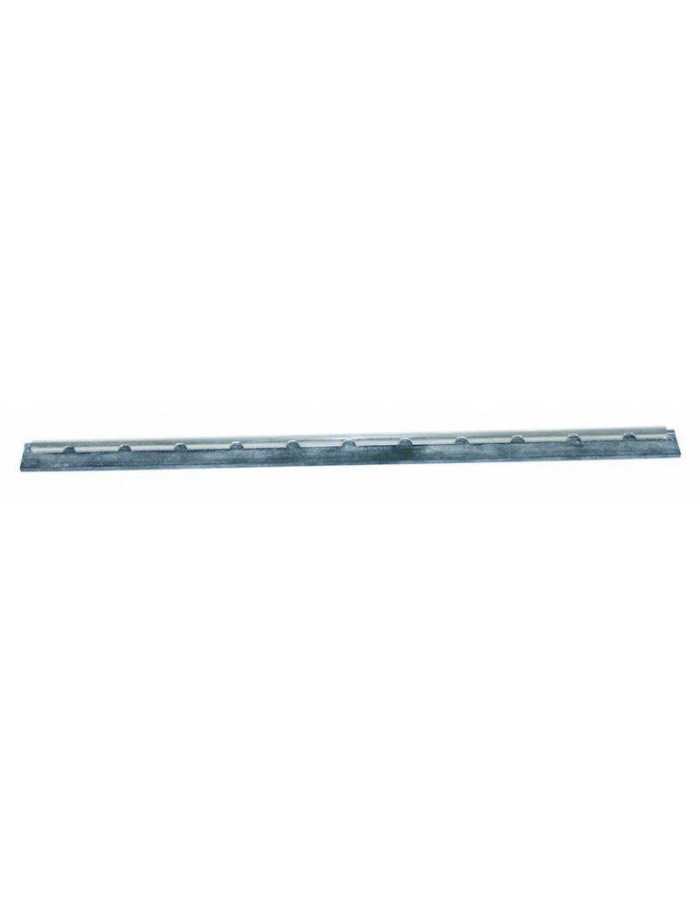 LEWI V-rail made of stainless steel with replacement soft wiper rubber, 35 cm