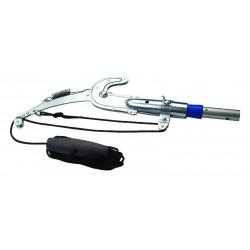 LEWI Crawler scissor with manual pull
