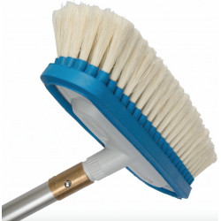LEWI Washing brush with soft bristles, 30 cm
