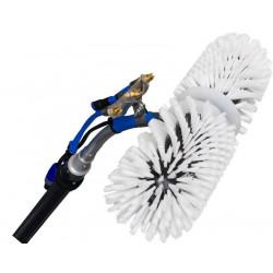 ROTAQLEEN CLASSIC Rotating brush, white, 40 cm