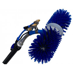 ROTAQLEEN CLASSIC Rotating brush, blue, 40 cm