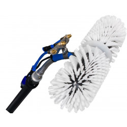 ROTAQLEEN CLASSIC Rotating brush, white, 60 cm