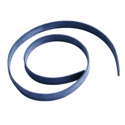 LEWI Replacement wiper soft rubber, 45 cm