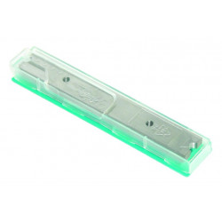 LEWI Replacement blades for windows scaper Cogreen - 10 items