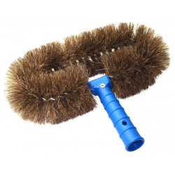 LEWI Wall brush oval
