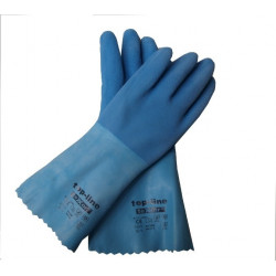 LEWI Glove for glass cleaning, size M