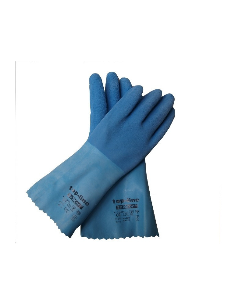 LEWI Glove for glass cleaning, size L
