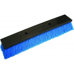 QLEEN Cleaning brush for facades, blue, 40 cm