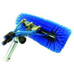 QLEEN Brush, blue, 35 cm