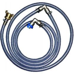 QLEEN Suction hose for barrels or tanks