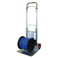QLEEN Trolley for single hose, 50m