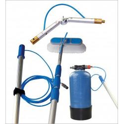 PURASTAR MINI - Set for solar panels cleaning / snow removing