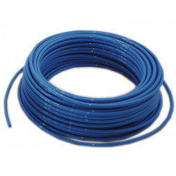 QLEEN Single hose, blue, Ø 10, 50m