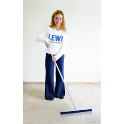 LEWI Water squeegee, normal, with foam rubber, 55 cm